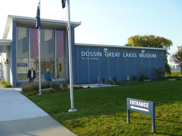 Dossin Great Lakes Museum