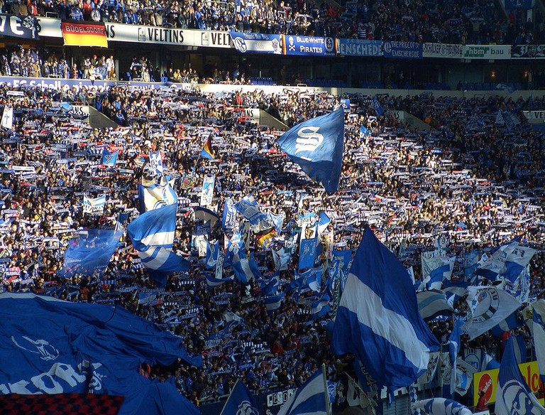 Schalke, germany