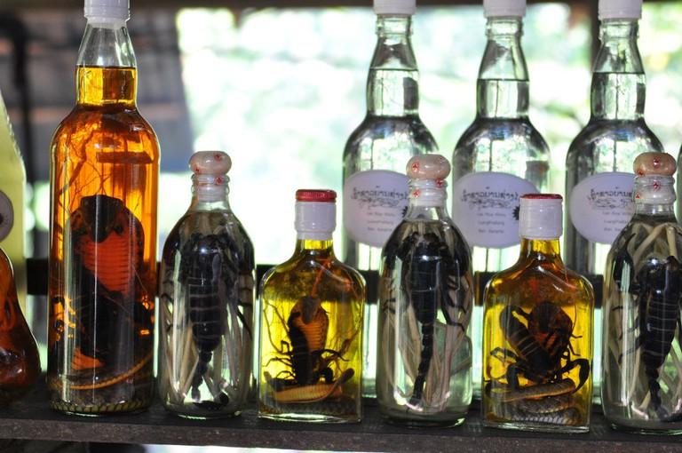 Whiskey Village | © shankar s./Flickr