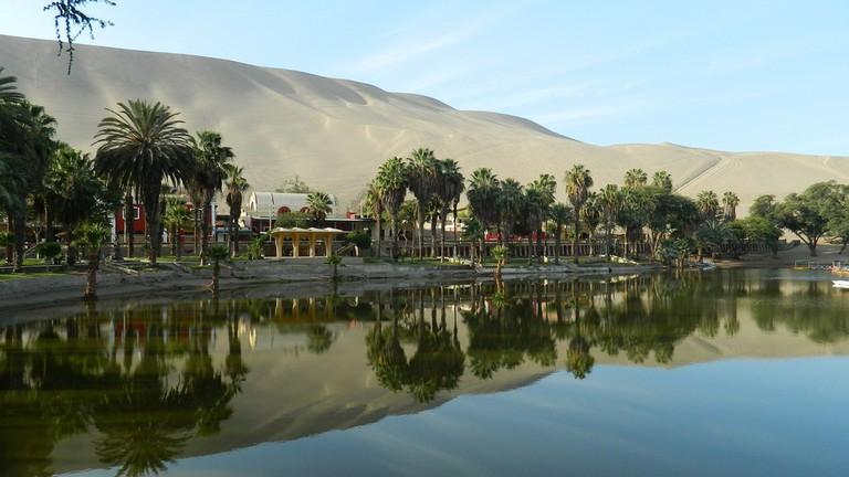 Hotel Sand and Lake Huacachina, Huacachina