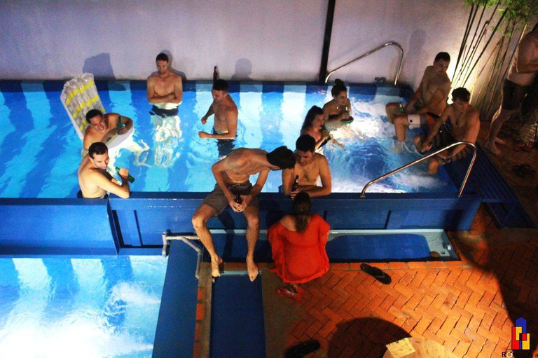 Rom Casa Hostel Danang