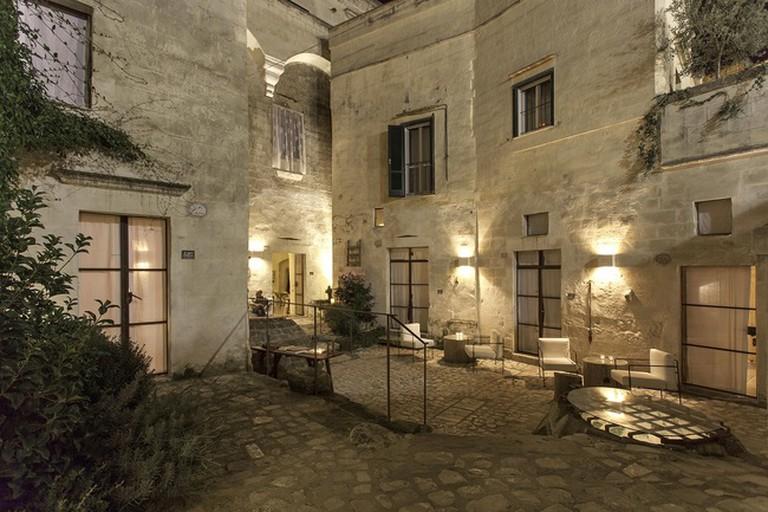 The Court of Corte San Pietro