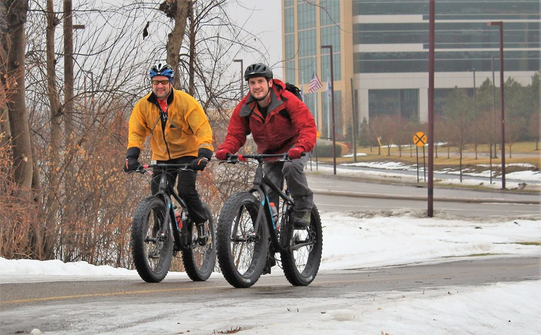 Fat Tire Bike Riding | Courtesy of United Healthcare