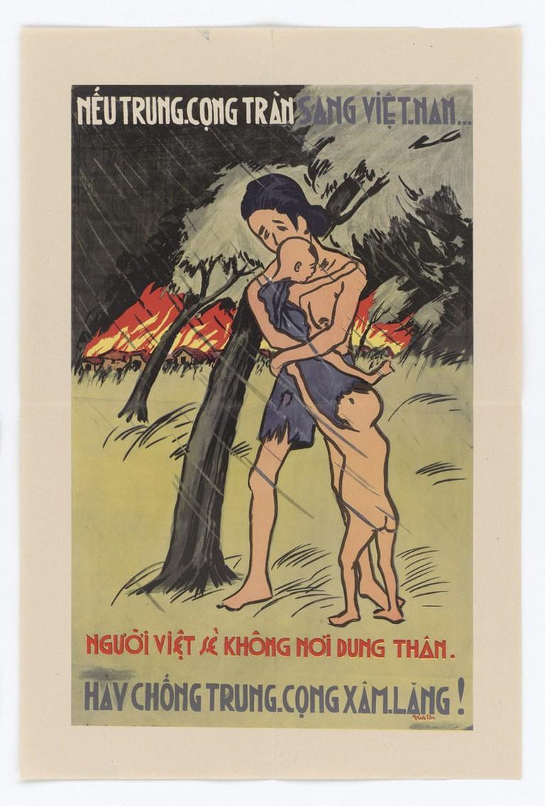 Devastation Caused By Communism, 10/3/1951 | © manhhai/Flickr