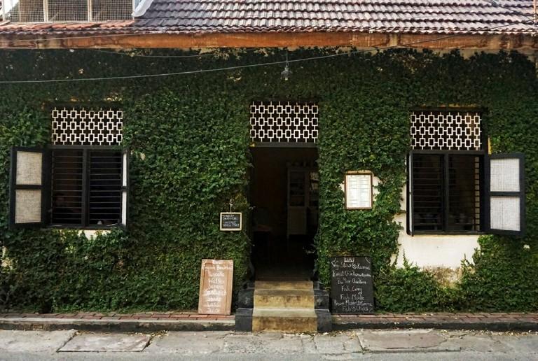 Teapot Café
