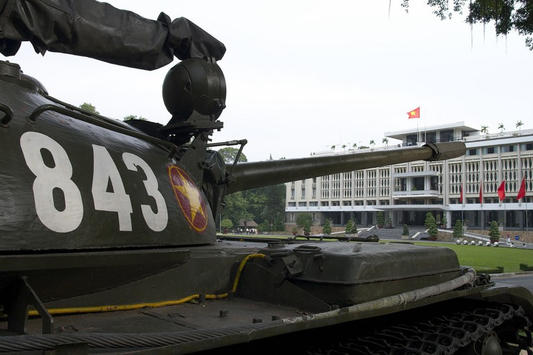 Independence Palace in Ho Chi Minh City | © Matthias Rosenkranz/Flickr