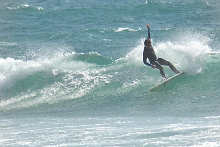 Surf's up! | © Joao Trindade/Flickr
