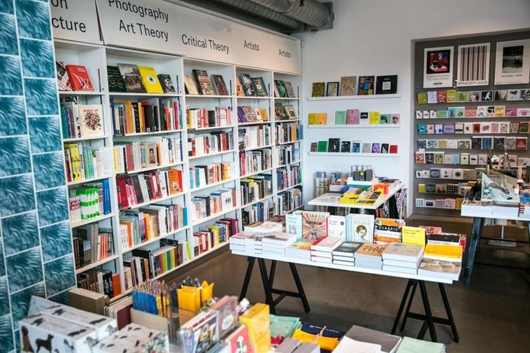 Arnolfini bookstore