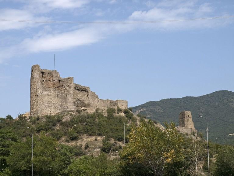 Bebristsikhe_Fortress
