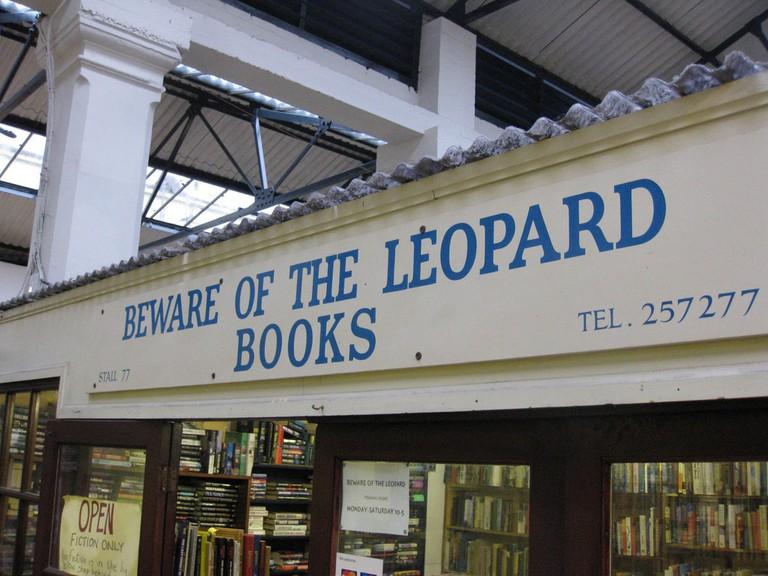Beware Of The Leopard Books