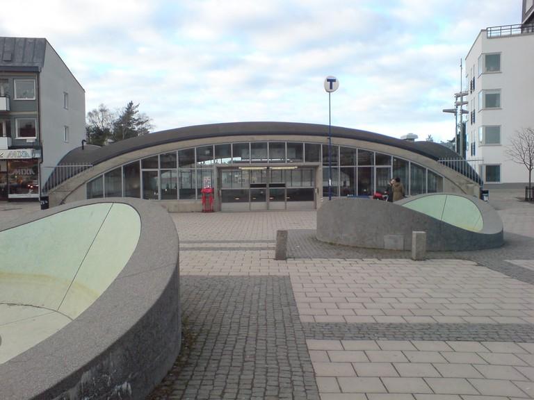Blackeberg_Subway