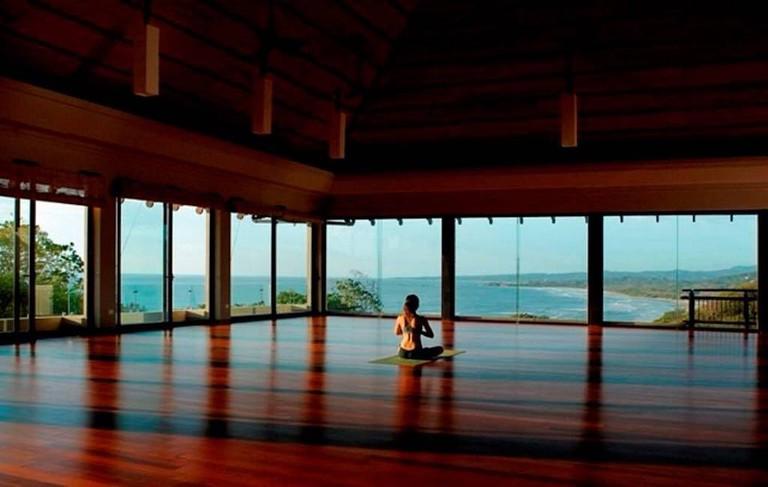 blue spirit yoga