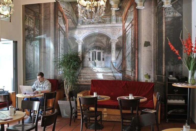 Café Bauturm, Cologne
