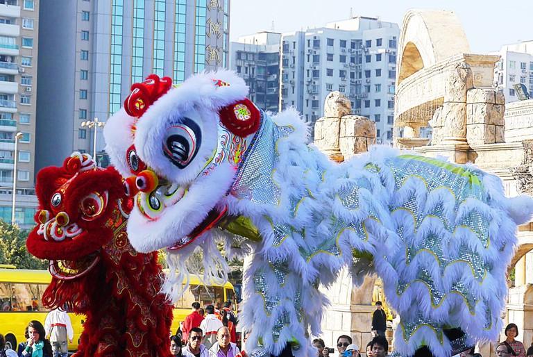 Chinese-New-Year-Parade-Macau