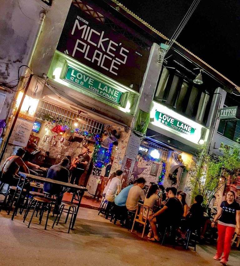 Micke's Place
