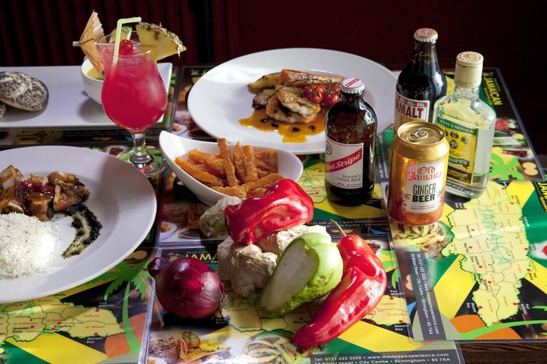 Deep Experience caribbean restaurant