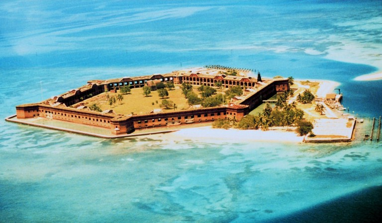 Dry Tortugas, Florida   NOAA Photo Library Flickr