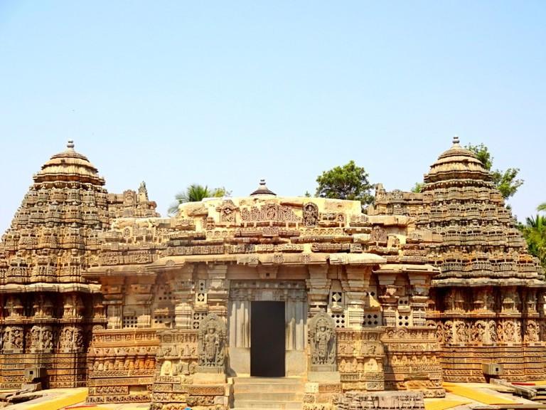 Chennakeshava Temple, Somanathapura   © Abhin@v