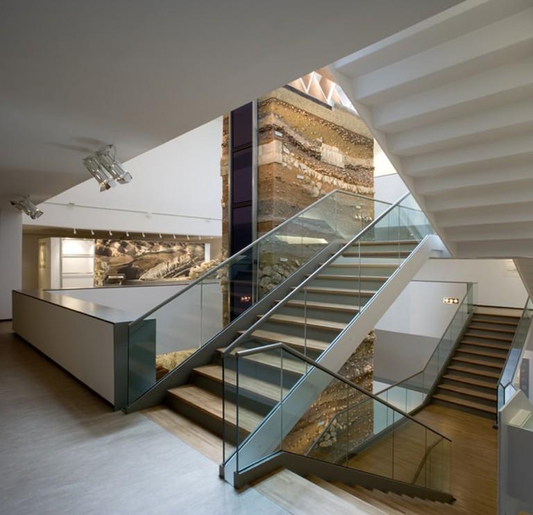 Escaleras_Museo_Almeria