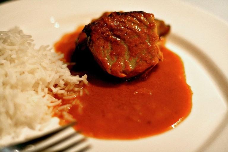 Fish Curry Goa
