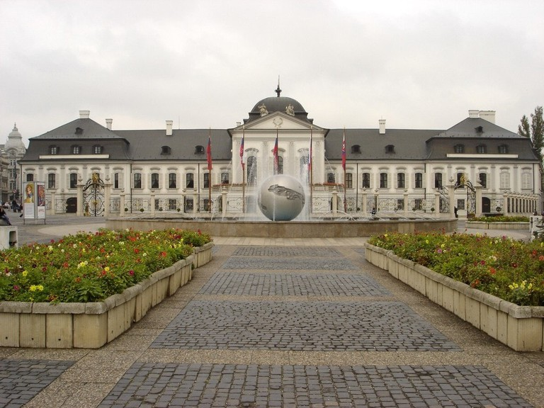 Grassalkovich_Palace