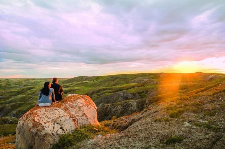 Grasslands National Park Tourism Saskatchewan Chris Hendrickson