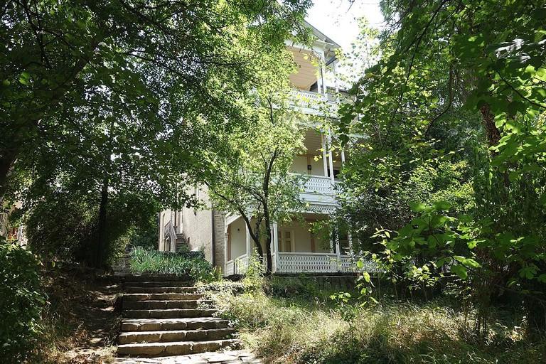 ilia chavchavadze house museum