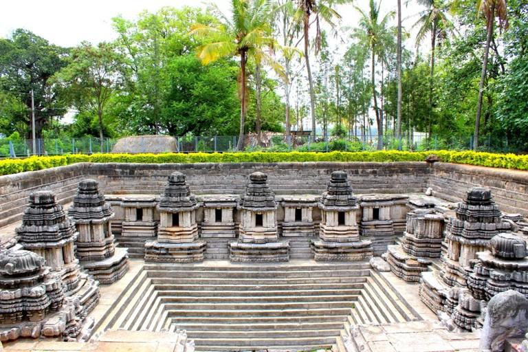 Kalyani, Hulikere   © Abhin@v