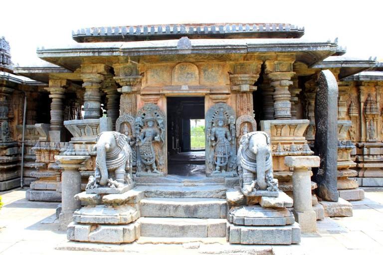 Bucesvara Temple, Koravangala   © Abhin@v