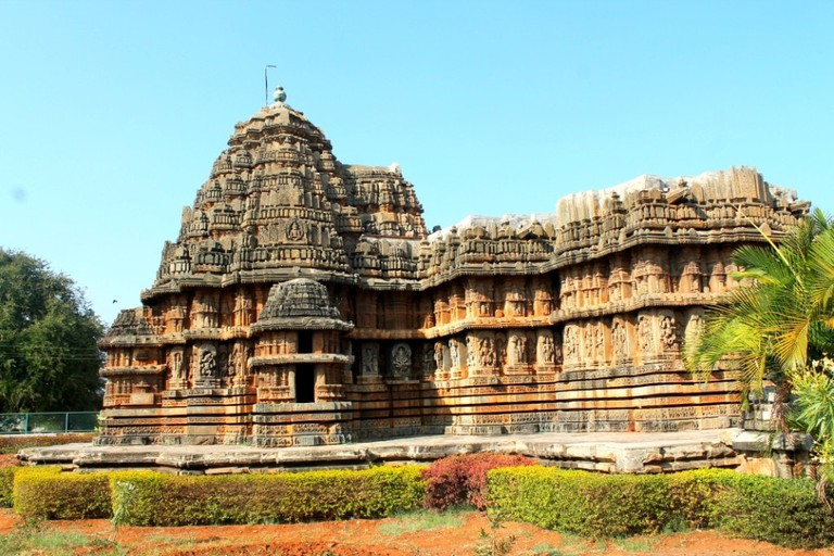 Lakshmi Narasimha Temple, Haranahalli   © Abhin@v