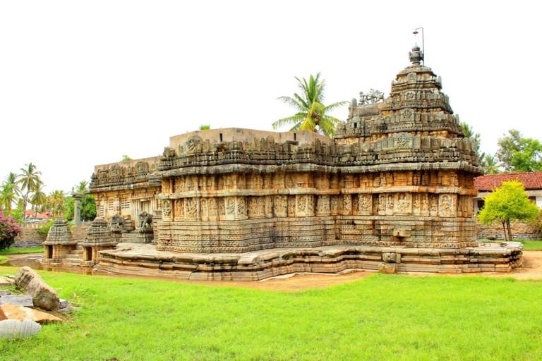 Mallikarjuna Temple, Basaralu   © Abhin@v