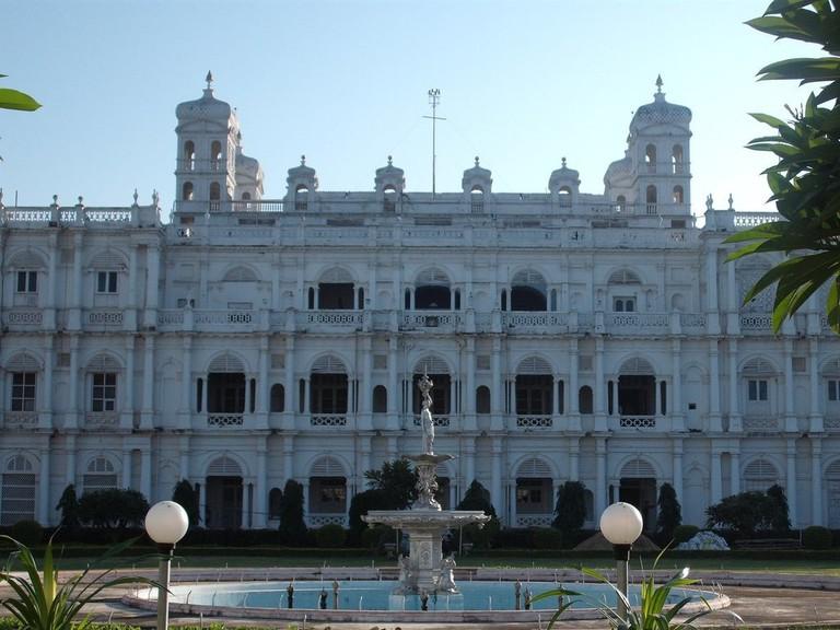 Jai Vilas Mahal Facade
