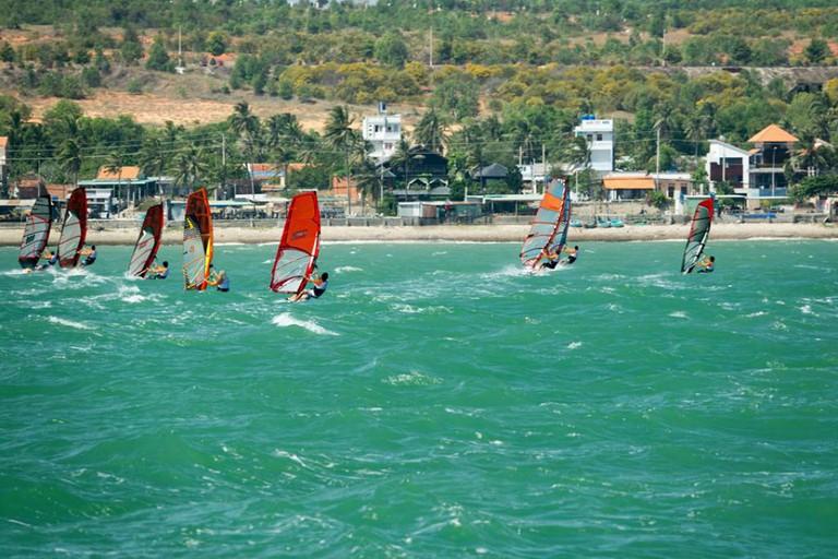 Kite surfing | © Jibes Beach Club/Facebook