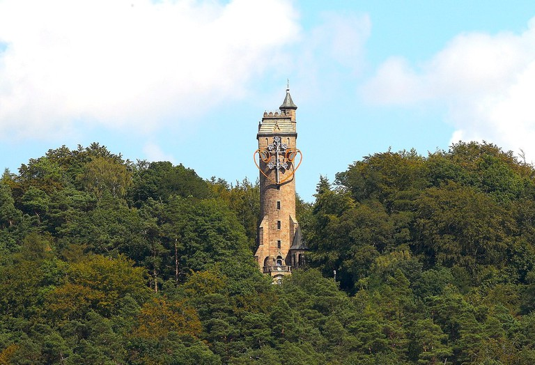 Kaiser Wilhelm Tower Marburg