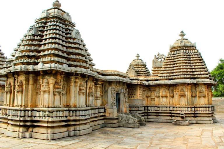Lakshmi Devi Temple, Doddagaddavalli   © Abhin@v