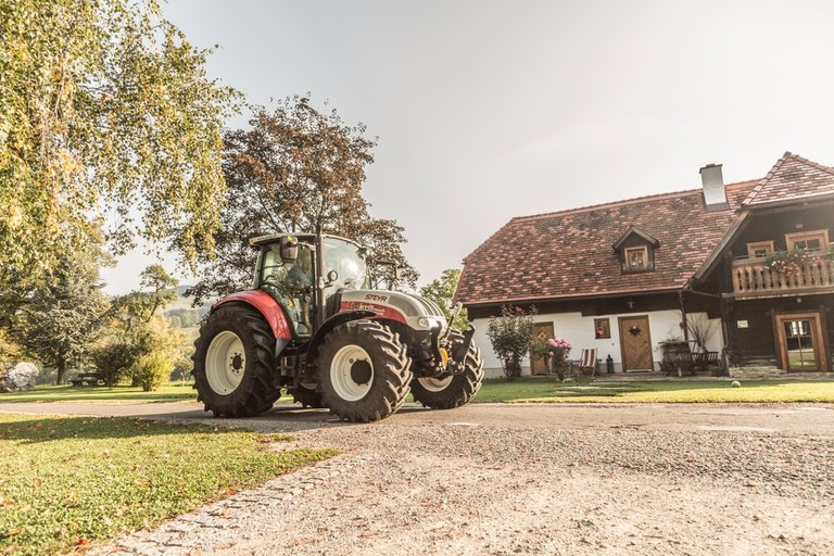One of Graz's urban farms   Courtesy of Austrian Tourist Board