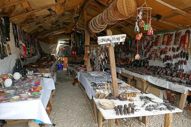 Okahandja Wood Market