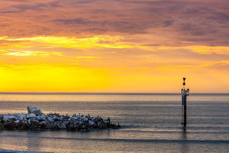 Marina Pier at Glenelg   © Ikhwan Zailani/Wikimedia Commons