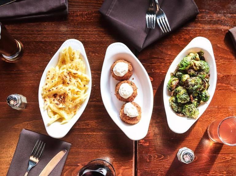 Mimi Blue Meatballs Vegetarian Options