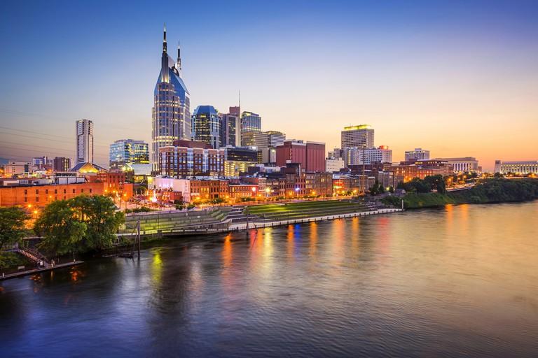 Nashville, Tennessee   Derrick Brutel Flickr