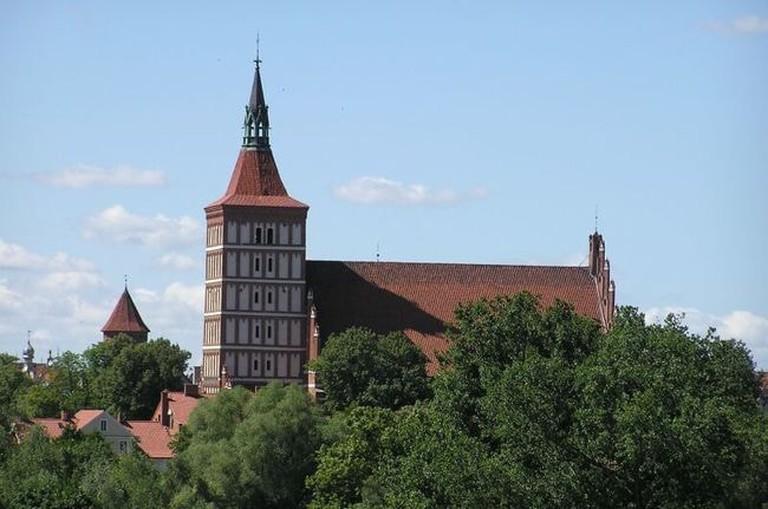 Olsztyn-katedra