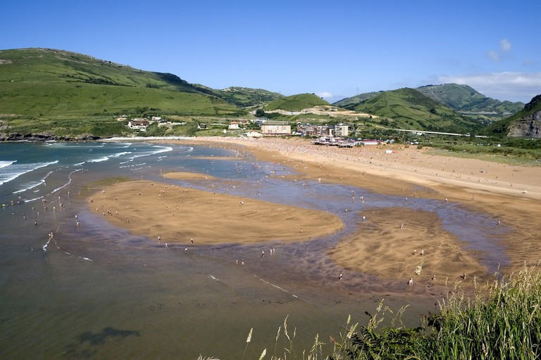 Playa de la Arena, Biscay