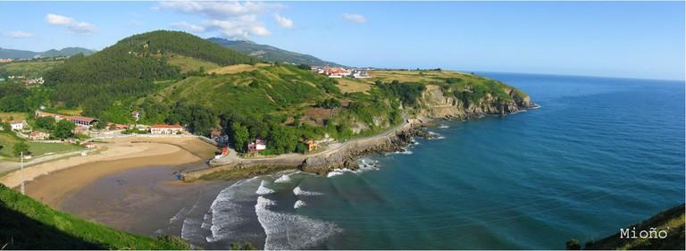 Playa de Mioño, Castro Urdiales