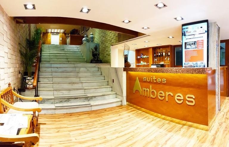 Hotel Suites Amberes, Ciudad de México