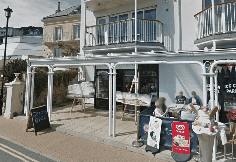 Neil Williams Gallery, Isle of Wight | © Google Streetview