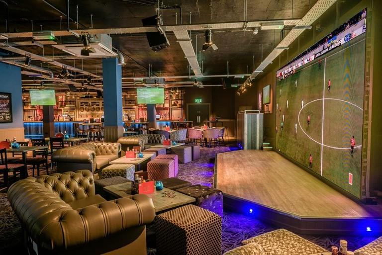 Shooters Sports Bar, Birmingham