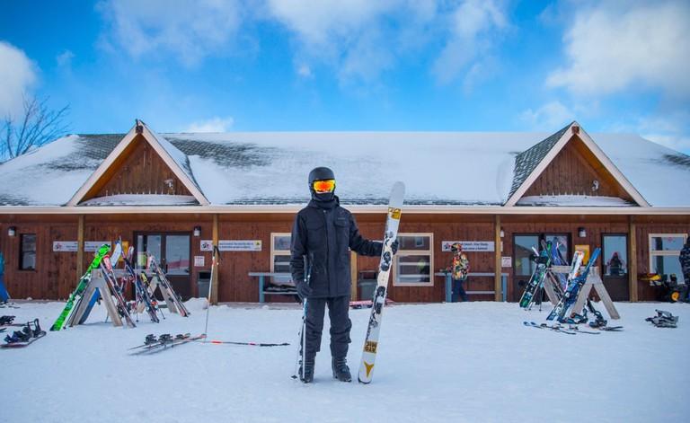 Ski Ben Eoin