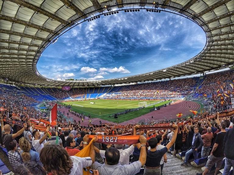 Stadio Olympico | © MarcoPomella/Pixabay