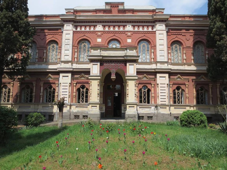 State_Silk_Museum