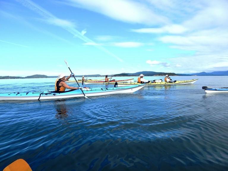 Sunshine Coast Powell River Sea Kayak Ltd.